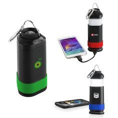 Promotional Illuma 4-in-1 Lantern Power Bank | Customized Illuma 4-in-1 Lantern Power Bank | Promotional Power Banks