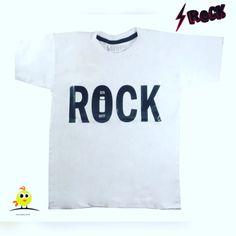 Novidade muito divertida para esse final de semana !! Roupas infantis divertidas!  Camisetas e bodies com mensagens alegres e divertidas para encher nossos pequenos de diversão!  Essa camiseta #rock  tem nas cores branca, preta e jeans a partir de R$ 31,41. Tamanhos 4, 6 e 8. É rock in roll baby   Acesse o site agora e agarre para seu pequeno  www.repipiu.com.br  @repipiubaby !  WhatsApp 11 99239-2469  #bebê #criança #modainfantil #baby #kids #adorable #cute #babystyle #fashion #fashionkids