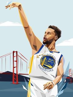 Stephen Curry by fabjoon Basketball ️ Curry basketball