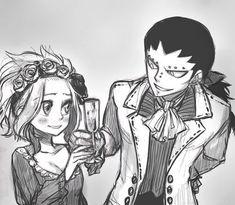 Fav fairy tail couple gajeel X levy Fairy Tail Levy, Fairy Tail Ships, Gajeel Y Levy, Miraxus, Gajevy, Best Anime Shows, Fairy Tail Couples, Nalu, Fairytail