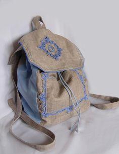 crafts for summer: crafts bag   make handmade, crochet, craft
