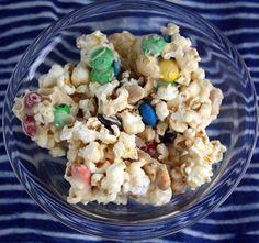Positively Addictive Popcorn Mix