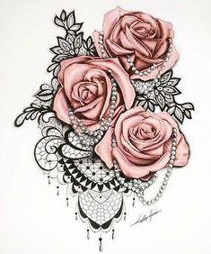 Tiny Tattoo Idea – Inked roses and pearls…. Check more at awesome nice Tiny Tattoo Idea - Inked roses and pearls. Check more at . awesome nice Tiny Tattoo Idea - Inked roses and pearls. Check more at . Neue Tattoos, Body Art Tattoos, Tattoo Drawings, Small Tattoos, Tiny Tattoo, Tatoos, Temporary Tattoo, Tattoo Hip, Bird Tattoos