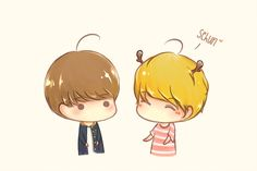 EXO chibi | EXO gifs that are just too adorable to just keep for myself ...