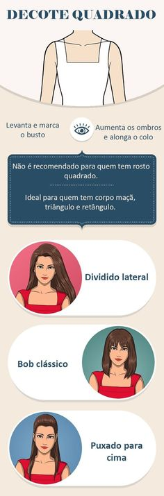a combinar decotes e penteados de cabelos Combed Back Hair, Fashion Vocabulary, Personal Image, Little Bit, Elegantes Outfit, Dress Hairstyles, Bob Hairstyle, Tips Belleza, Types Of Dresses