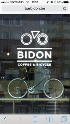 Cycling & Coffee : Bar Bidon @ Gent