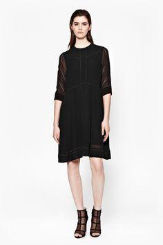 ef5e6aa6918 Confetti Drape Dress - Dresses - French Connection Usa Draped Dress