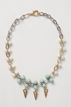 Sphere Point Necklace - anthropologie.com