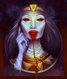 Create-a-Hauntingly-Beautiful-Cleopatra-Mummy-in-Adobe-Photoshop.jpg (500×591)