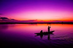 Рыбалка в восход