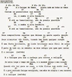 MEU CAVAQUINHO: Cifra - Doce Refúgio - Luiz Carlos da Vila
