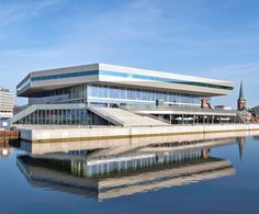schmidt hammer lassen complete Scandinavia's largest library | Inhabitat - Sustainable Design Innovation, Eco Architecture, Green Building