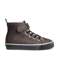 H&M Lined High Tops $19.99