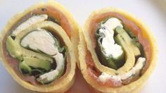 Banting, Afternoon Snacks, Pinwheels, Bagel, Recipe Ideas, Sushi, Special Occasion, Lunch, Treats