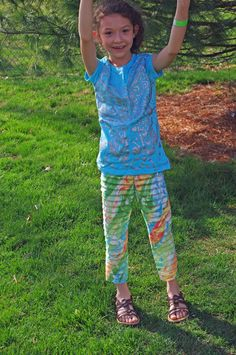 SquigglyTwigs Designs: Tuesday's Tute: Cropped Capris