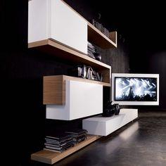 8 idees de meuble tv pivotant meuble