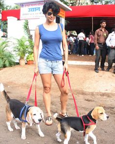 Top Ten Bollywood Celebrities With Pet Dogs