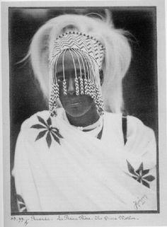 8 Queen mother, Rwanda