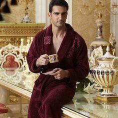 Google Image Result for http://i01.i.aliimg.com/wsphoto/v0/520686979_1/thick-coral-fleece-winter-men-s-pajamas-sets-men-s-Robes-bathrobe-robe-Men-nightgown-pajamas.jpg