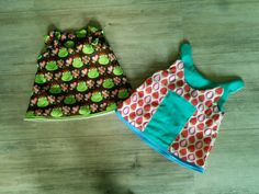 Kleidchen für den sommer Pot Holders, Little Dresses, Summer, Hot Pads, Potholders