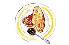 Rachel Khoo: Grilled cheese sandwich - ES Magazine - Life & Style - London Evening Standard