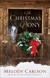 The Christmas Pony, by Melody Carlson, is free in the Kindle store and from Barnes & Noble, eChristian, Kobo and ChristianBook, courtesy of ...