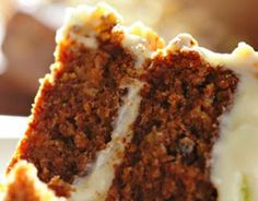 Stirring It Up With Pam: The Best Carrot Cake Recipe of All Time