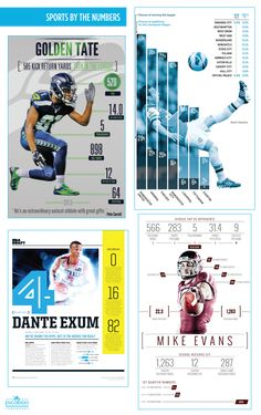 From jerseys to statistics to scores, sports are all about the numbers, after all. Display those numbers in creative and eye-catching ways for winning layouts every time.