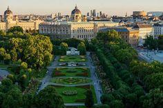 Volksgarten ~ Vienna ~ Austria