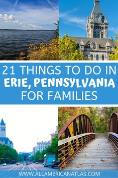 Travel Usa, Travel Tips, Travel Local, Erie Pennsylvania, Stuff To Do, Things To Do, Erie County, Great Lakes Region, Great Buildings And Structures