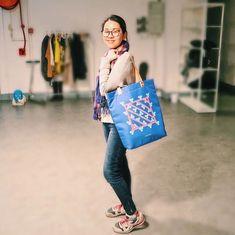 Meet Venus – a homegrown Hong Konger. The multi-talented creative is a part designer, a part public speaker and also a living comedy. #laptopbag #creativecommunity #bag Hong Kong Cafe, Jenny Slate, Laptop Tote Bag, Social Enterprise, Comedians, Venus, Comedy, Public, Reusable Tote Bags
