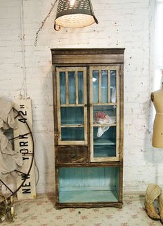 Painted Cottage Chic Shabby Handmade Farmhouse by paintedcottages, $595.00
