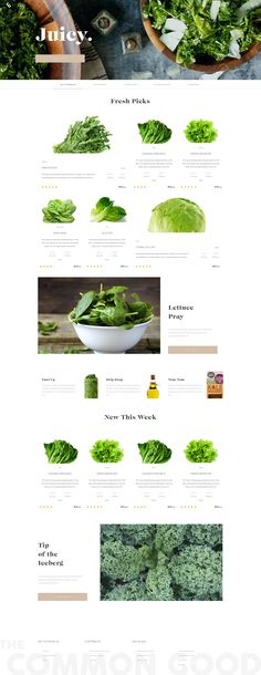 Dribbble - lettuce_home.png by FutureFuture