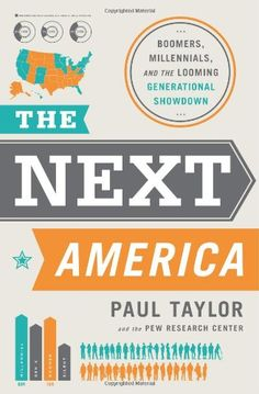 The Next America: Boomers, Millennials, and the Looming Generational Showdown by Paul Taylor