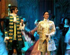 Harlow Playhouse. Cinderella Design - Malvern Hostick Copyright ©. Paul Turner. Melissa Guest.