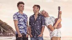 Temos também uma boy band local, o trio Fly. Você conhece?