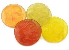 Süßes: Fruchtgummi Clowns