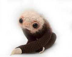 custom two toed sloth