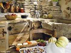 Cuisine campagne provence