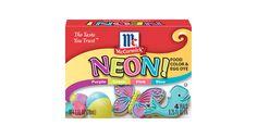 Best Mccormick Food Colors Egg Dye Recipe on Pinterest