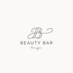 The Design Portfolio of Mel Volkman | Beauty feminine branding, beautiful logo, spa logo, beauty brand, makeup artist logo, logo design, custom branding, custom logo, modern logo, modern branding
