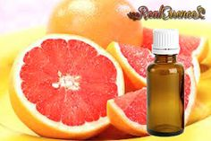 Grapefruit Essential Oil AROMATHERAPY - 10 mL in amber glass bottle with dripper #RealEssence #Aromatherapy
