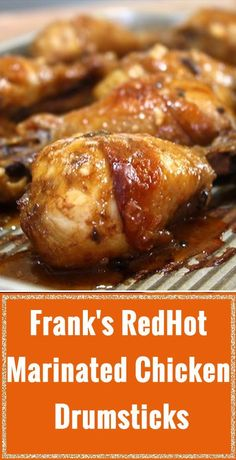 If you love Frank's Red Hot Sauce you are going to absolutely love this recipe!