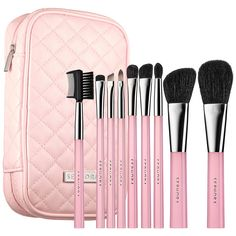 SEPHORA COLLECTION - Perfect Pink Brush Set