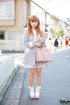 SUPER CUTE, pastel, chic / chique ... Madoka, 18 years old, student | 11 May…