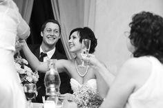 Photos of Daniel of Charlene's intimate Johannesburg wedding.