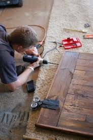 Image result for how to build exterior insulated barn door