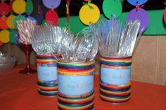 Candy/Sweets/Dessert/Rainbow Birthday Party Ideas | Photo 36 of 47 | Catch My Party