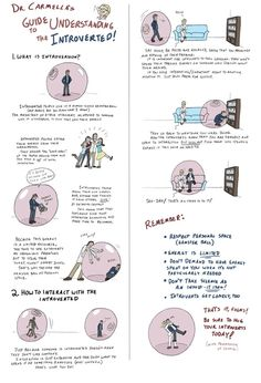 """""""How to Live with Introverts"""" Guide Printable by *SVeidt on deviantART"""