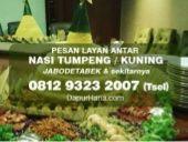 081293232007 (Tsel) - Pesan Nasi Tumpeng, Nasi Kuning Tumpeng Komplit, Nasi Kuning Enak